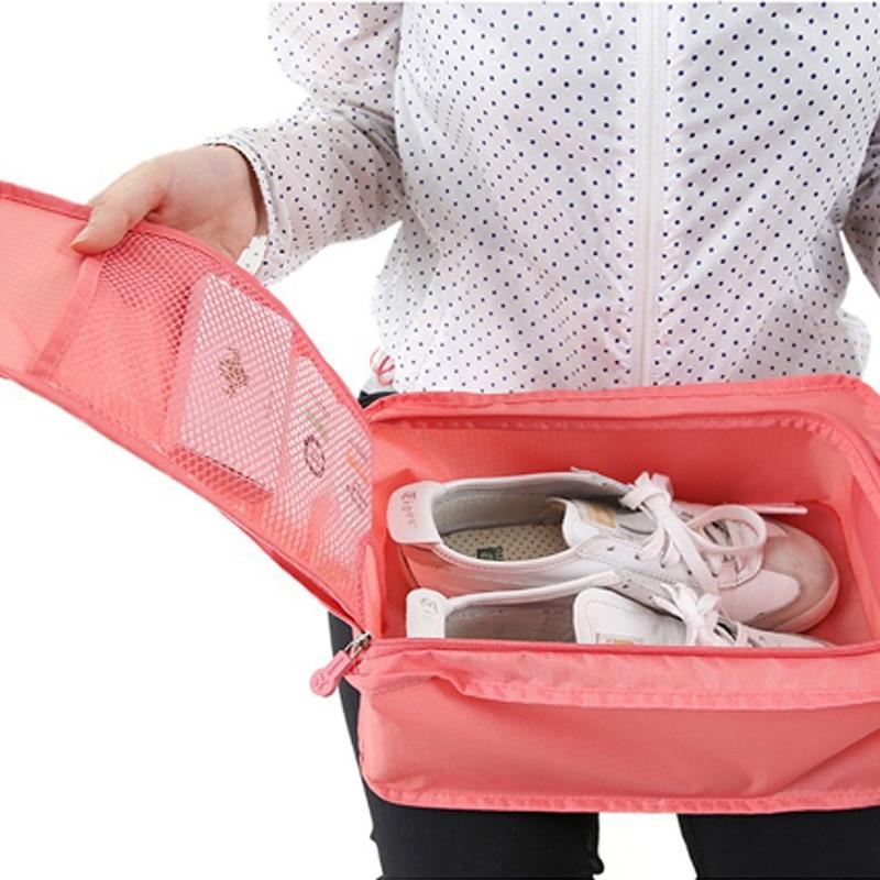 Travel Accessories Multi Function Waterproof Storage Bag Ladies Underwear Bra Storage Makeup Portable Bag in Storage Bags from Home Garden