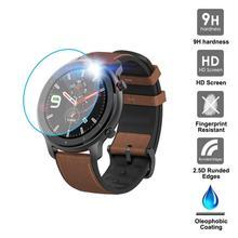 1/3 шт. прозрачная пленка из закаленного Стекло Экран протектор для AMAZFIT GTR Smart Watch 42/47 мм Смарт-часы защитные аксессуары#722