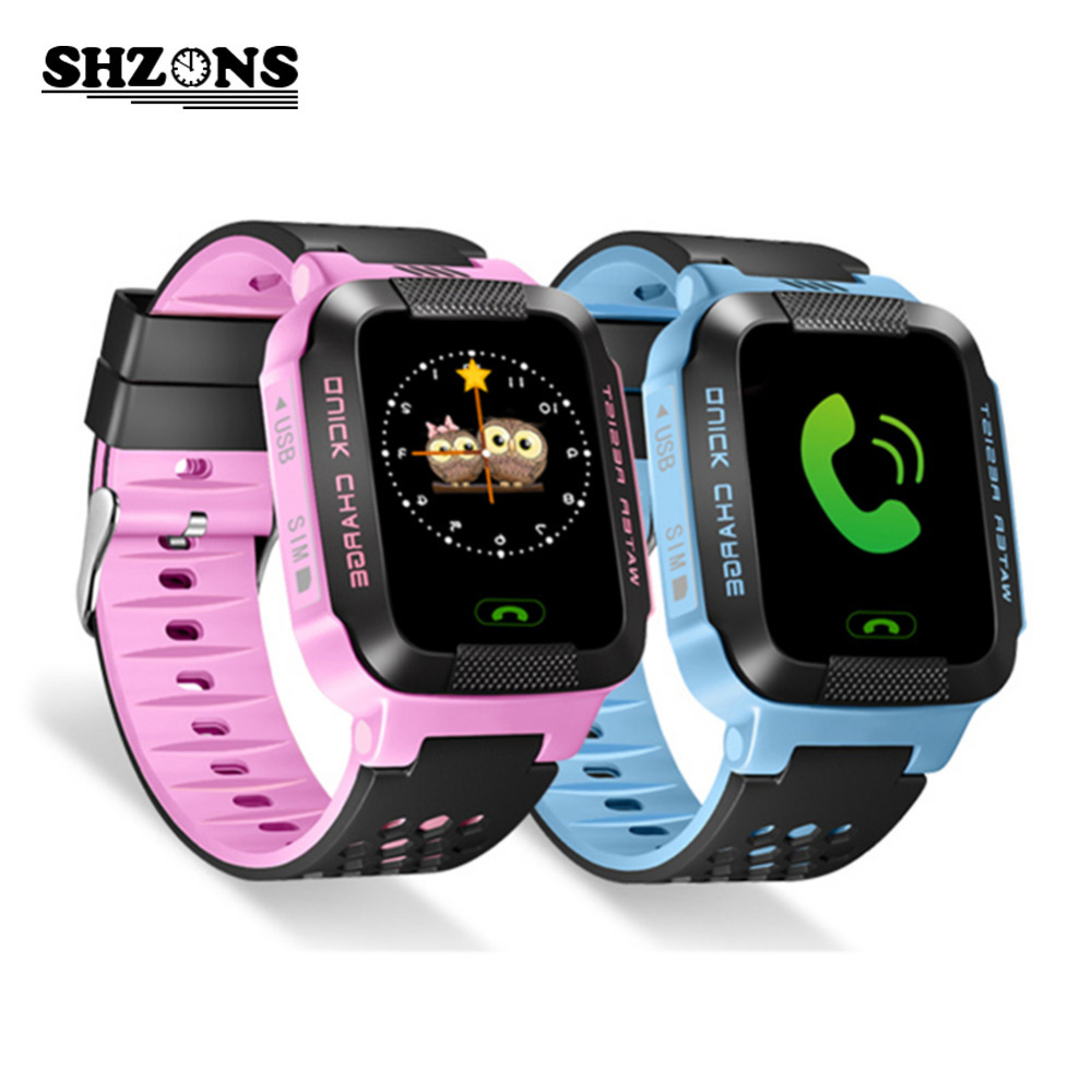 SHZONS Kids SmartWatch with SIM Card 1.44