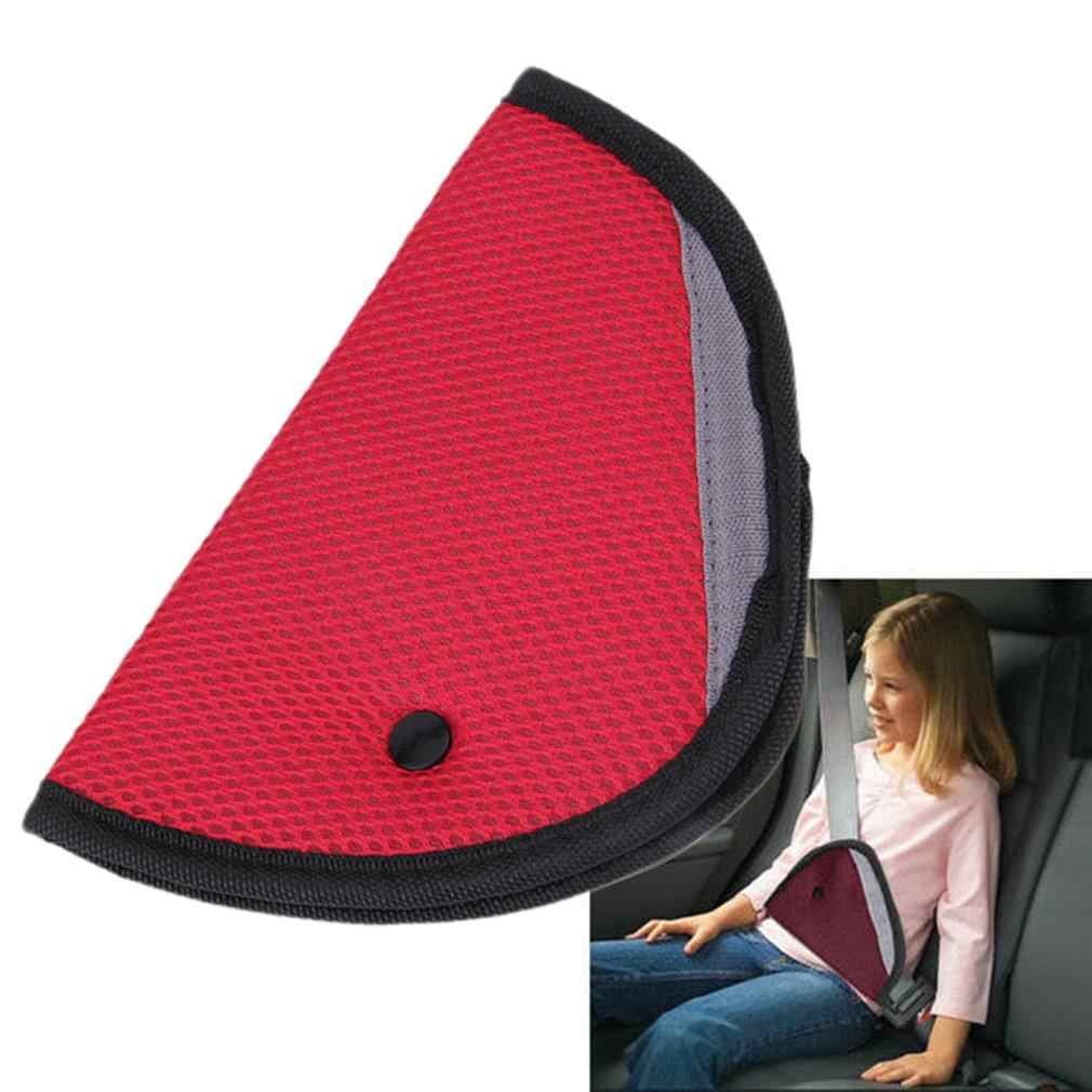 Pro2Color เด็กรถเข็มขัดนิรภัยที่นั่งปรับเข็มขัดนิรภัยรถยนต์ปรับอุปกรณ์เด็กทารก protector positioner Breathable