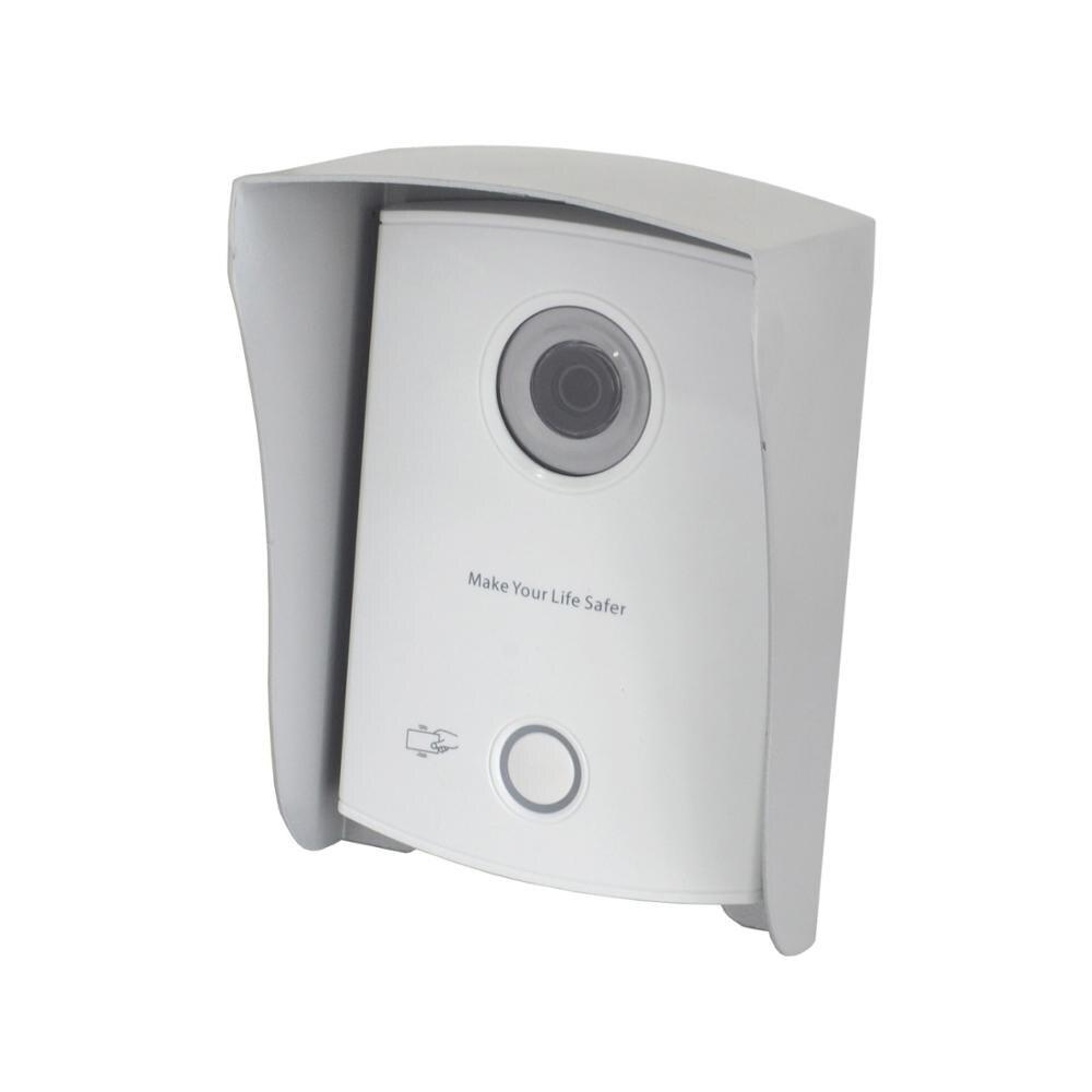 DH logo Multi language RFID VTO6100C IP Villa Doorbell Video Intercom Door Phone Include Waterproof cove