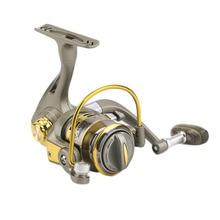 Yumoshi GS Series Fish reel Fishion Various Model Fishing Gear Eight Shaft Semimetal Spinning Wheel Fishing Tackle dropshipping