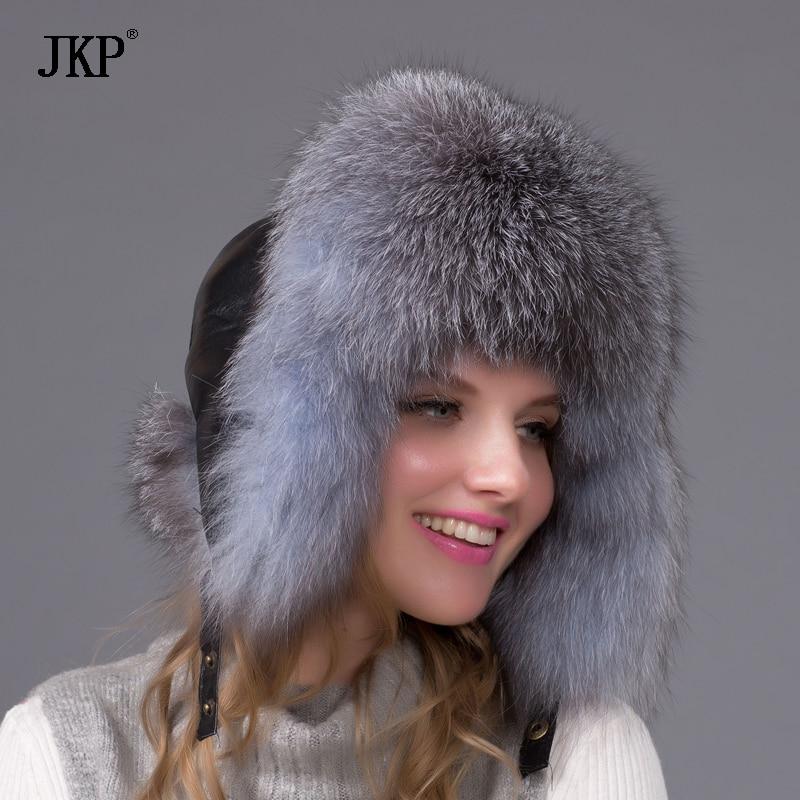 100% pravi prirodni srebrni plavi lisica kaputić za žene zima - Pribor za odjeću - Foto 3