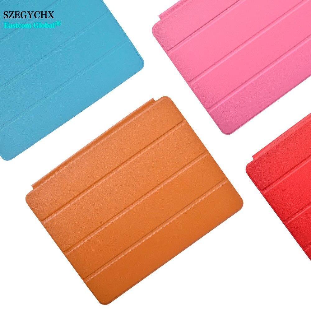 SZEGYCHX Original 1 1 Slim Smart Case 9 7 inch For iPad234 PU Leather Flip Cover