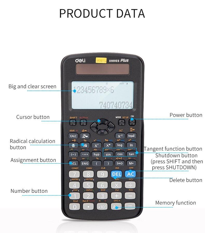 engenheiro calculadoras estudante de ensino médio suprimentos eletrônicos calcu