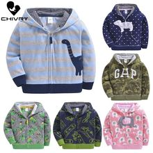 2019 Children Hoodies Hooded Sweatshirts Boys Girls Kids Fleece Cartoo