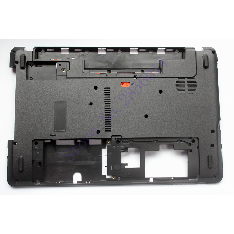 Bottom Case For Packard Bell EasyNote TS11 TS13 TS44 TS45 TSX62 TSX66 P5WS5 Laptop Base Cover комплектующие и запчасти для ноутбуков packard bell gateway p5ws5 p5ws0 p5wso tmp 255