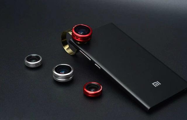 Anillo de Metal Teléfono Móvil Clip Lente ojo de Pez gran angular lente micro lente para doogeee f7 pro, doogeee y6, doogee turbo 2 DG900