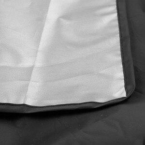 Image 4 - مظلة السيارات مع المغناطيس لتجنب أشعة الشمس المطر الجليد الثلوج حماية الزجاج الأمامي مع حقيبة التخزين