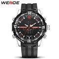 2017 WEIDE Luxury Brand Men's Quartz Digital Watches Men Fashion Casual Sports Clock Military Wristwatches Relogio Masculino