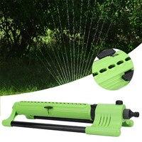 New Arrival Adjustable Swing Type Oscillating Sprinkler Automatic Watering Gardening Tool Garden Park Sprinklers
