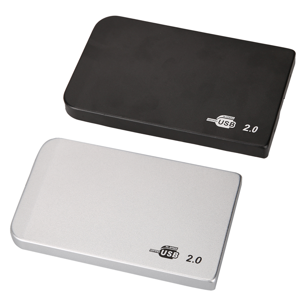 USB 2.0 HDD External Enclosure Case 2.5