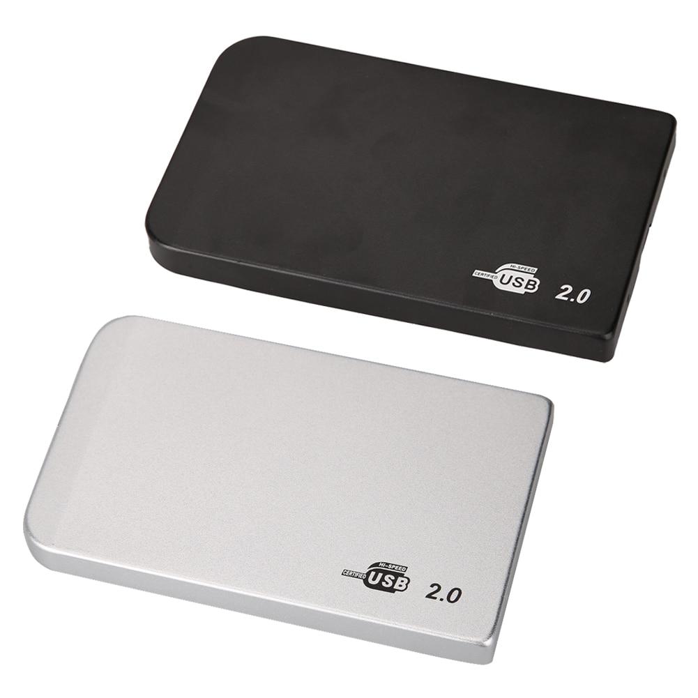 USB 2.0 HDD External Enclosure Case 2.5