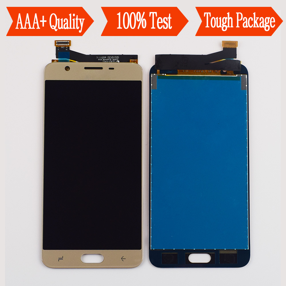 Cellphones & Telecommunications Sinbeda 2018 5.5 For Samsung Galaxy J7 Premier 2 Lcd Display Touch Screen Digitizer Assembly For Samsung J7 Premie 2 G611 Lcd