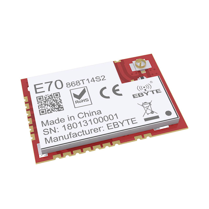 Image 3 - E70 868T14S2 CC1310 868MHz Wireless Serial Port 868M Module ARM Controller SoC Cortex M3 868MHz Transmit RFID-in Fixed Wireless Terminals from Cellphones & Telecommunications