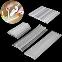 1 Set Hot Melt Glue Stick Transparent Adhesive For DIY Crafts Toys Repair Tools