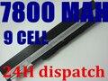 9 celdas 7800 mah batería del ordenador portátil para asus a52 a52j k42 k42f k52f k52j series, 70-a31-k52 nxm1b2200z a32-k52 a41-k52 a42-k52