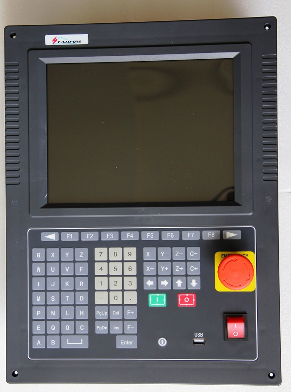 SF-2300S CNC Controller System Advanced Version of SH/F-2200H For Flame plasma Cutting Machine CNC Controller 10.4'' Screen
