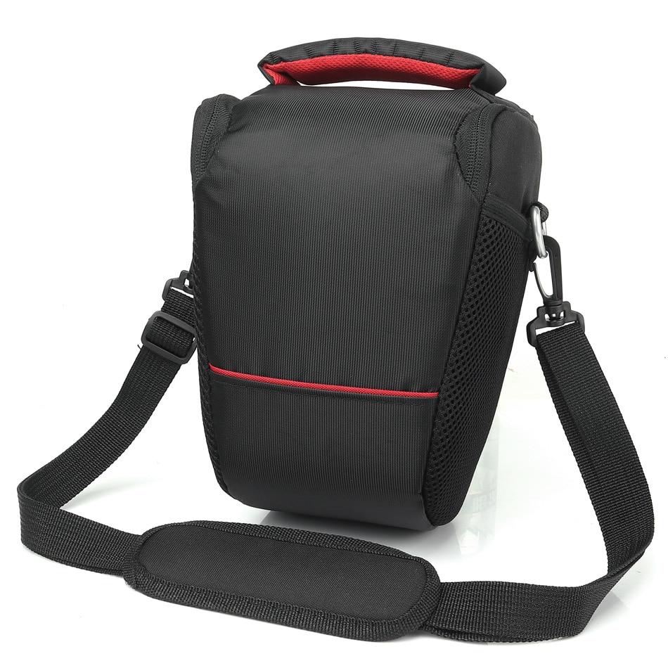 DSLR Camera Bag Case For Canon EOS 200D 100D 1300D 6D 750D 800D 1200D 1100D 77D SX60 80d Camera Backpack Lens Pouch Shoulder Bag