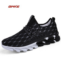 2017 ONKE Brand Man Comfortable Outdoor Running Walking Shoes Popular High Quality Breathable Summer Slip On