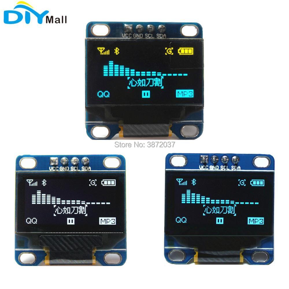 Pantalla LCD del Módulo de Pantalla OLED de 0.96