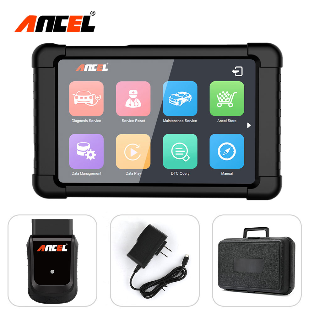 Image 5 - ANCEL X5 WIFI OBD2 Automotive Scanner Full Systems Car Diagnostics ABS SRS Oil EPB DPF Diagnostic Tool OBD Scanner Free Update-in Code Readers & Scan Tools from Automobiles & Motorcycles