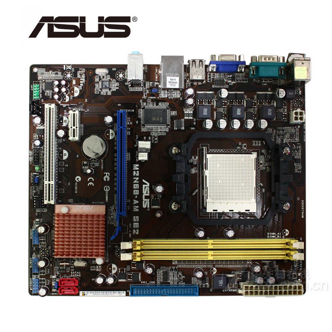 Asus M2N68-AM PLUS NVIDIA nForce Chipset Drivers for Windows Download