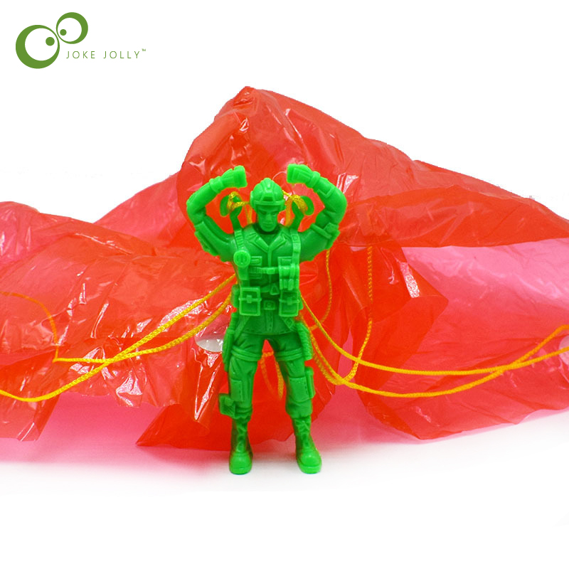 JOKEJOLLY Kids Outdoor Games Parachute Educational Toys