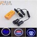 2/pcs car laser projector Logo Ghost Shadow Light universal fit Lada priora Granta kalina niva largus vaz samara 2106 2107 2110