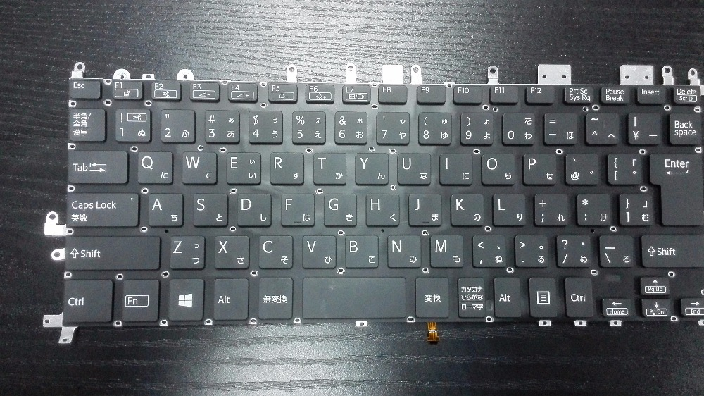 цены  free shipping the laptop NOTEBOOK keyboard For SONY 149292011 JP HMB8826YSA11 with backlit jp japan japanese