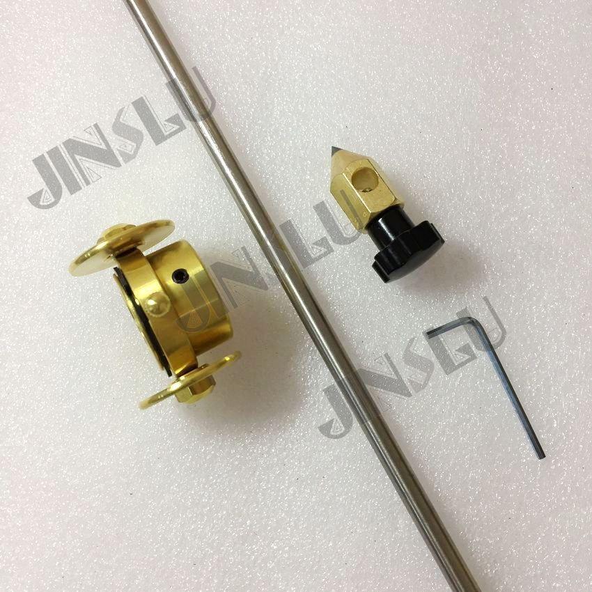 Cutting Circinus Roller Guide Wheel Compass For SG-55 AG-60 AG60 Plasma Cutter Torch