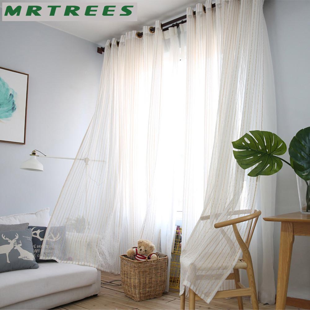 Leinen Gardinen Vorhnge Fr Wohnzimmer Schlafzimmer Die Kche Moderne Tll Fenster