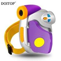 Doitopミニ子供子供カメラ500画素の高精細1.5インチtft色画面デジタルカメラギフト用子供b3