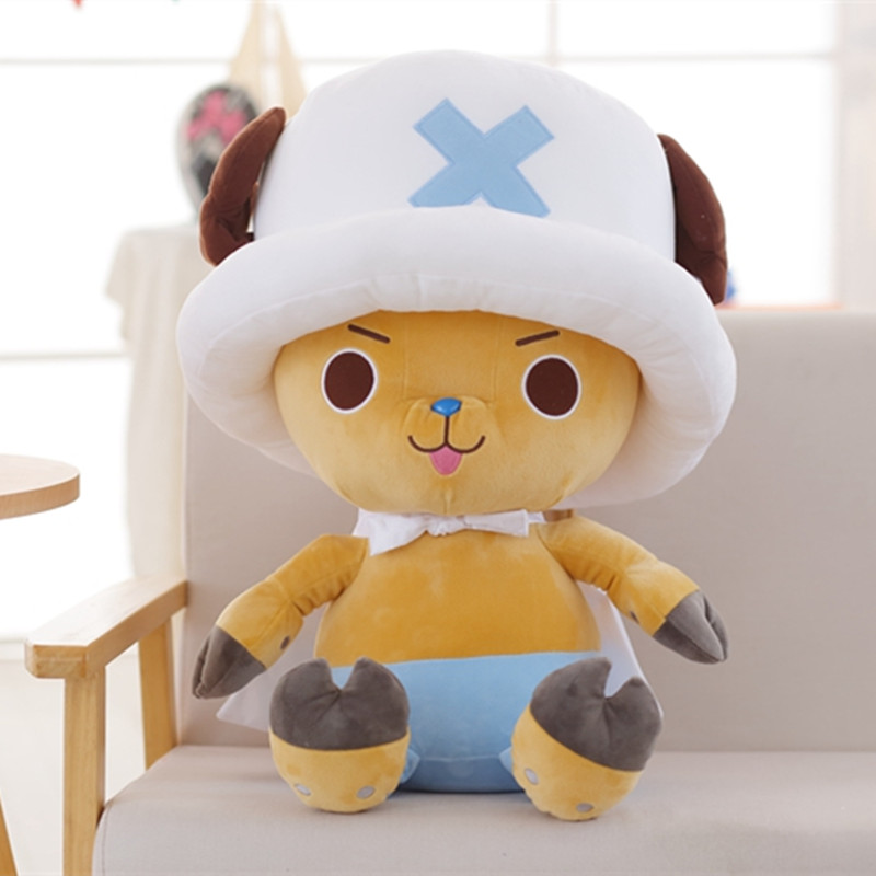 Image 3 - BABIQU 1pc 30cm Tony Chopper Plush Toy Movie Figure Soft Stuffed High Quality Game Cute Kawaii Lovely Gift For Children KidsMovies & TV   -