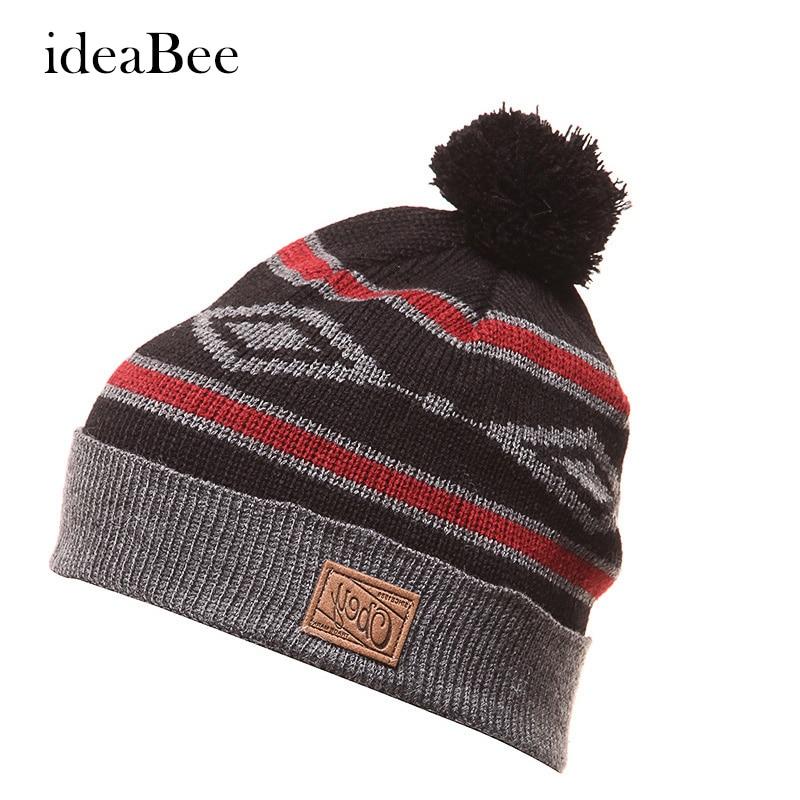 ideaBee Women Winter Skullies & Beanies Women'S Autumn Hats Winter Hat For Girls Knitted Beanie Women skullies