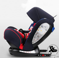 Children's car seat ISOFIX baby newborns Automotive safety seats can lie down