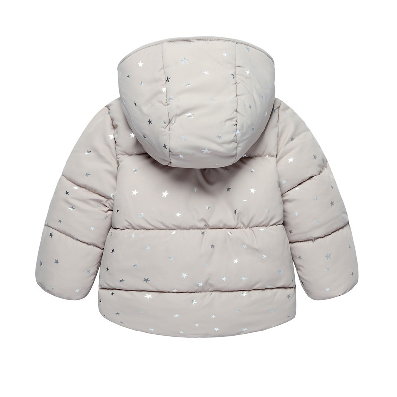 7c69d17e3a5 Kids Girls Boys Down Jacket Fashion Winter Coat Children Outerwear Cute Dot  baby Warm Coat Clothes1 5 years-in Down   Parkas from Mother   Kids on ...