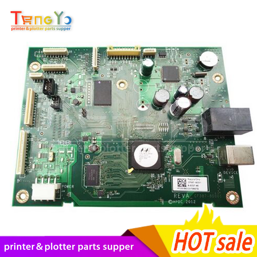 цена Free shipping Original CF387-60001 formatter board for HP M475 M476 M476DN 476DNW Mainboard/Formatter Board/Logic Board