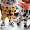 Бесплатная доставка новых прибыть одежда ребенок мужского пола брюки 2014 весной sploshes свободного покроя спортивные брюки большие PP 0 - 3 В