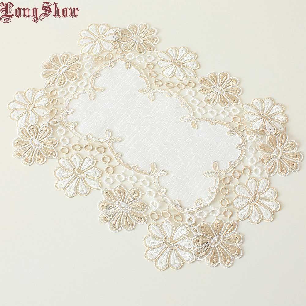 Tienda Online Flores ovales cordón del envío libre sentía tapetes de ...