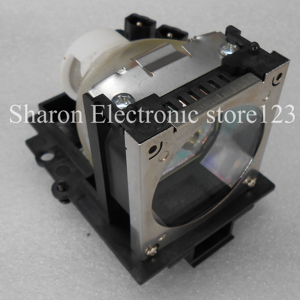 Free Shipping Brand New Replacement Lamp with Housing VT45Lp For NEC VT45/DT136 Projector free shipping original projector lamp with housing lt30lp 50029555 for nec lt25 lt30 lt25g lt30g projectors
