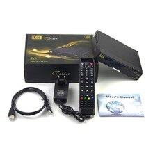 2016 Newer V8 Golden DVB-S2 + DVB-T2 + DVB-C Satellite TV Combo Receiver Support PowerVu Biss Key Cccamd Newcamd Youtube Youporn