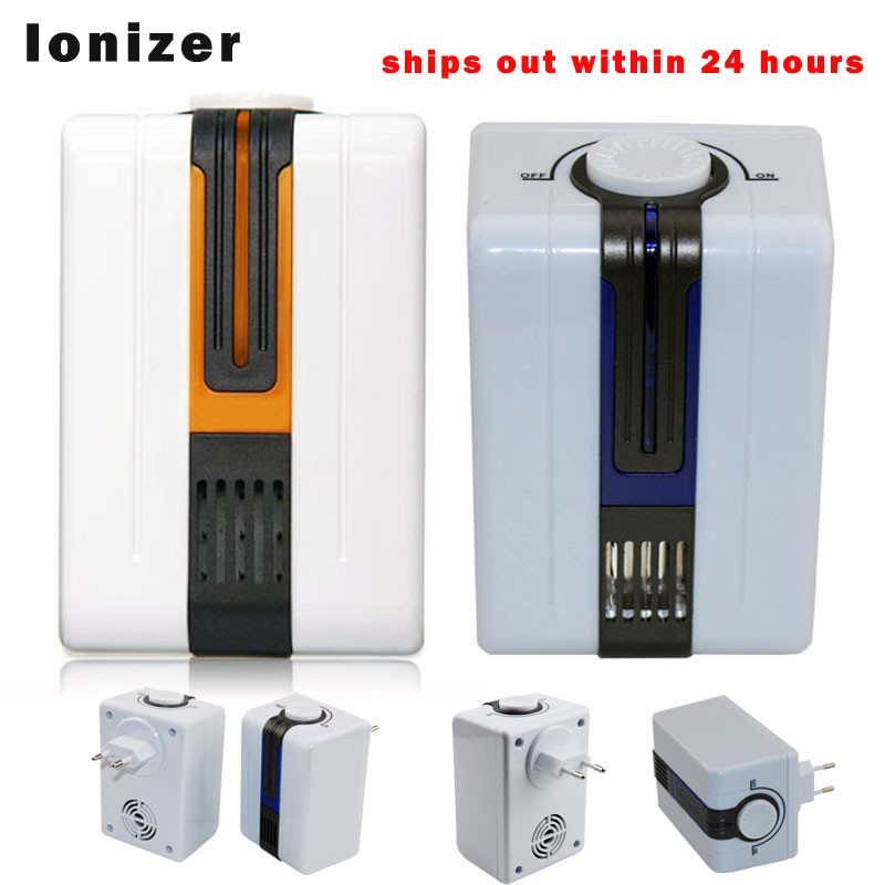 Negative ion air purifier for home negative ion generator 12million  remove Formaldehyde Smoke Dust Purification pm2.5