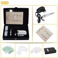 Professional Digital Permanent Makeup kit with High Quality Eyebrow Pen practice skin permanent tattoo set