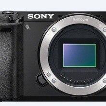 SONY A6000 беззеркальная цифровая камера только серебристый ILCE-6000-24,3 МП-Full HD видео(Совершенно