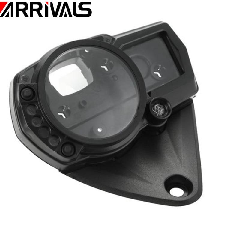 Motorcycle Speedometer Tachometer Gauges Cluster Housing Shell For Suzuki GSXR1000 GSX R1000 K5 K6 GSXR 1000