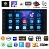 Android 6 0 Car Radio 7 Inch 2din Car Audio 1024x600 GPS Navigation Bluetooth USB 2