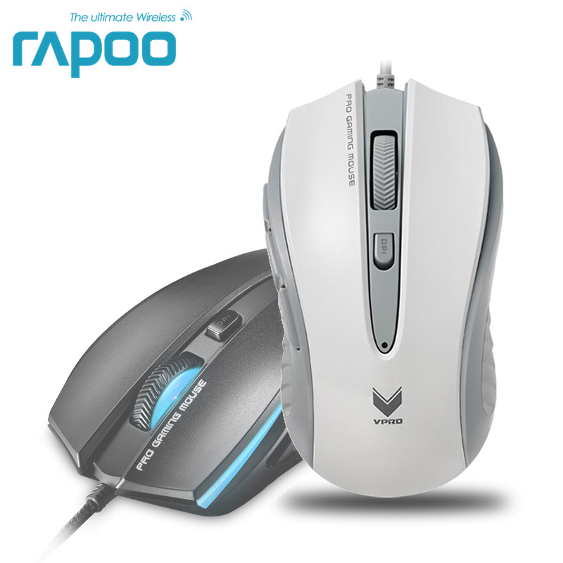 Original mouse-ul mouse-ului Rapoo V300C Professional mouse-ul optic - Perifericele computerului