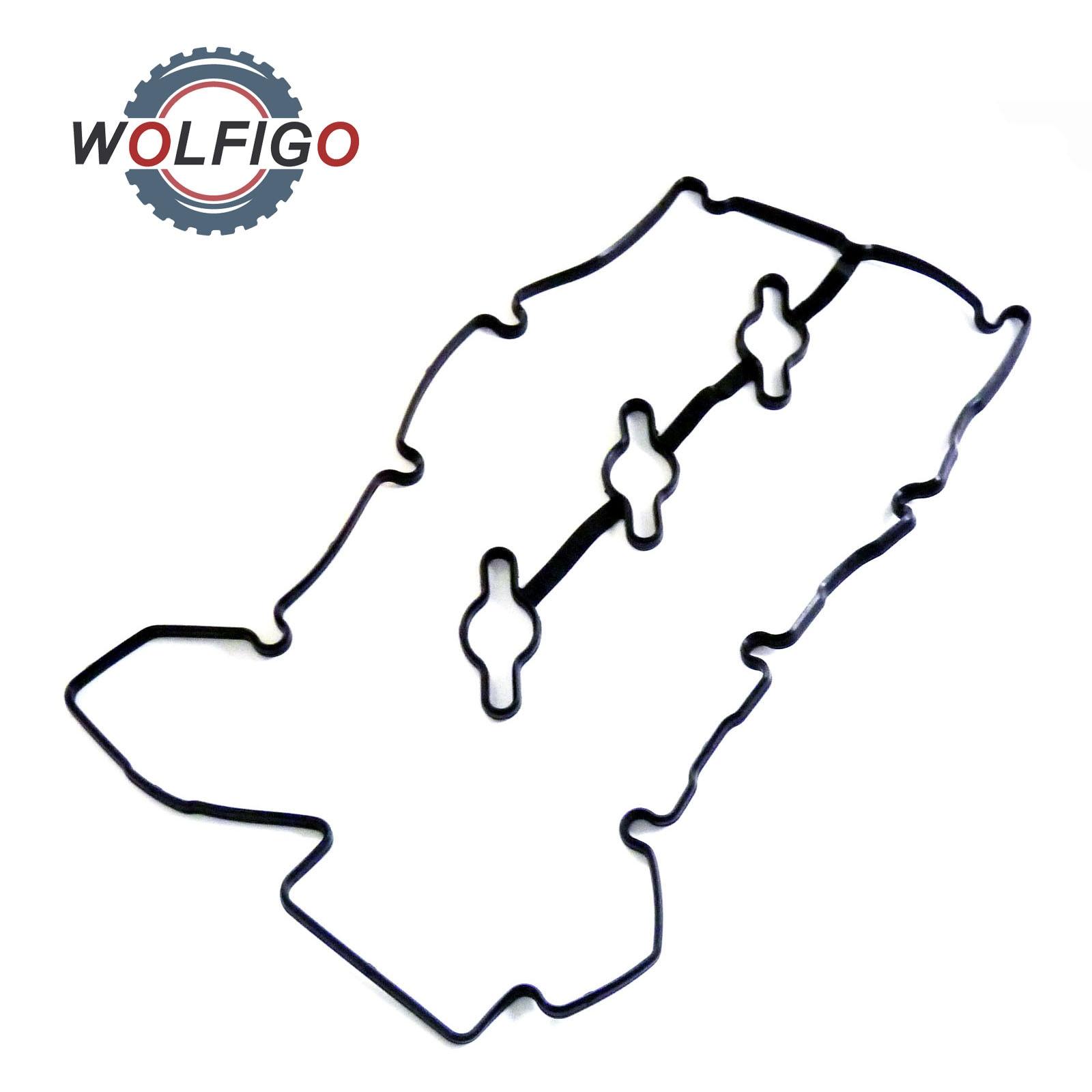 medium resolution of wolfigo right engine valve cover gasket 22441 3c110 vs50750r for hyundai azera kia sorento new