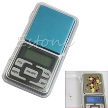 Pocket 500g x 0.01g Digital Scale Tool Jewelry Gold Balance Weight Gram Scale S18 Drop ship